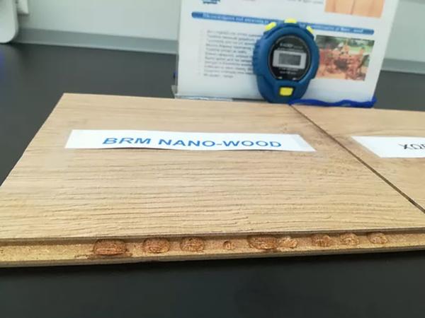 Αδιαβροχοποίηση ξυλου